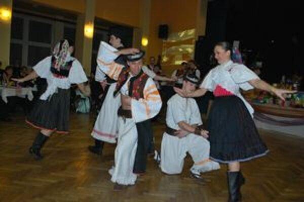 Dobrá zábava a program nechýbali ani na jednom z piatich tohtoročných plesov v Liptovských Sliačoch.