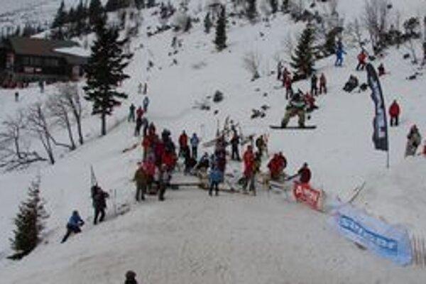 Južné svahy Chopka sa stali počas uplynulej zimnej sezóny slovenským fenoménom. Tržby tam vzrástli o tretinu.