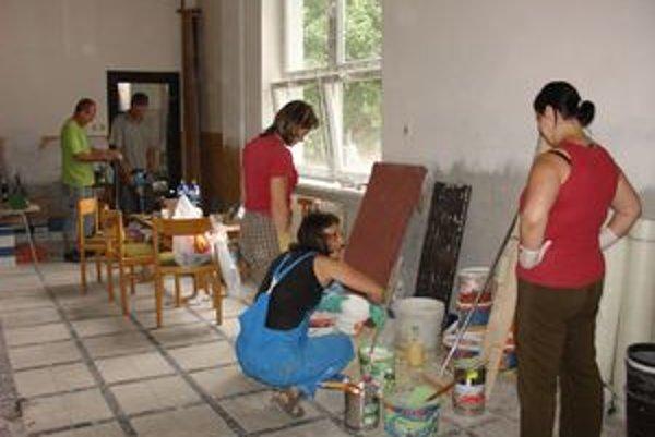 V škole v Bielom Botoku urobili rodičia veľký kus práce.