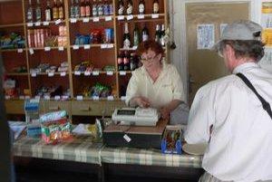 Obchodík na Magurke otvára Margita Elizová v lete na dve hodiny denne, v zime len dvakrát do týždňa.