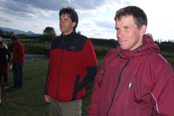 Michal Martikán (vpravo) získal ďalšiu vzácnu medailu na svetovom podujatí.