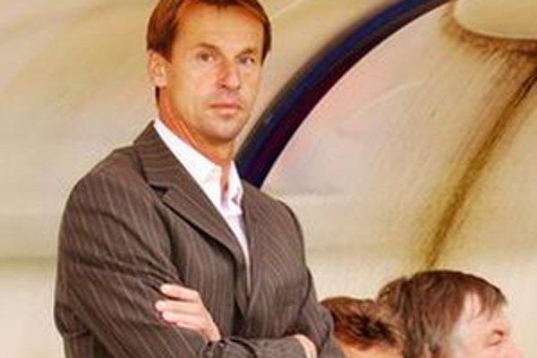 František Straka sa stal trénerom ružomberských futbalistov pred mesiacom.
