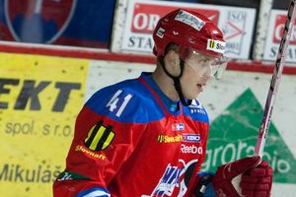 Marekovi Bartánusovi sa v tejto sezóne strelecky darí.