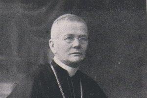 Košický biskup Fischer Colbrie Augustín.