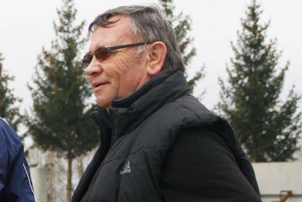 Prezident klubu Karol Škula je vo ViOne od jeho začiatkov.