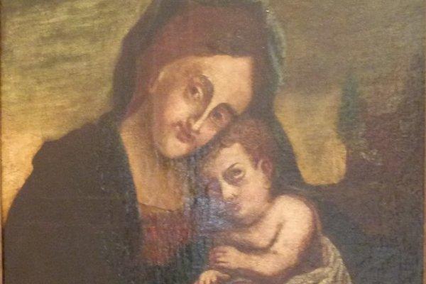 Obraz reštaurátor predatoval z 19. storočia na prvú polovicu 18. storočia.