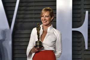 Allison Janney má OOscara za film Ja, Tonya.