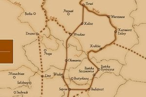 Zhruba pol tisícročia sa využívala cesta vedúca cez Kysuce, po ktorej sa vozila soľ.