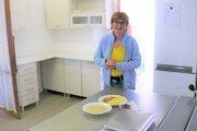 Školské stravovanie má podľa Mariany Sčúrovej u nás vysokú kvalitu.