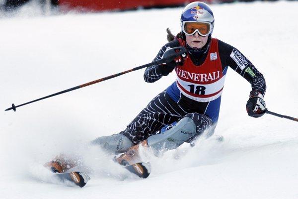Lindsey Vonnová v roku 2007.