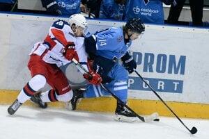 ONLINE  Slovan Bratislava - CSKA Moskva (KHL 2018 2019) - sport.sme.sk 9f6abacc6e9