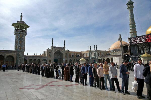 V Iráne prebehli parlamentné voľby.