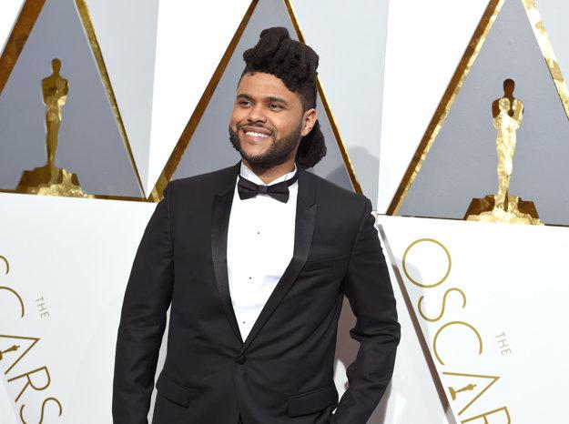 Spevák The Weeknd