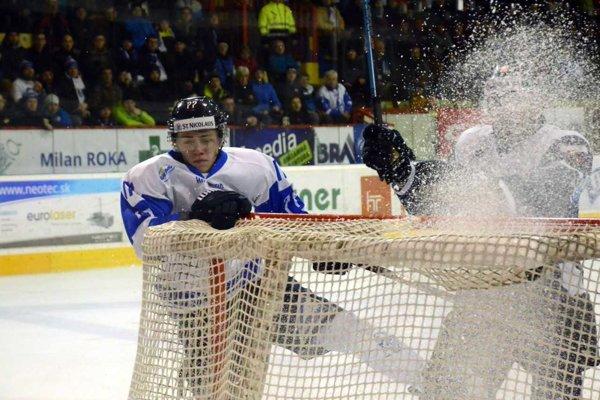 V prvom semifinále naši zlomil tvrdý odpor Dubnice v predĺžení.