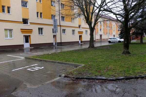 Zo zelených plôch v medziblokoch ukrajujú parkoviská.
