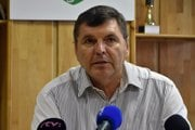 Majiteľ futbalového klubu 1. FC Tatran Prešov Miroslav Remeta.