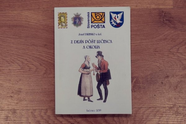 Nová monografia od historika Jozefa Drenka.