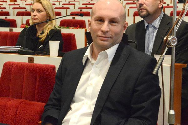 Nezávislý poslanec mesta Košice Michal Djordjevič.
