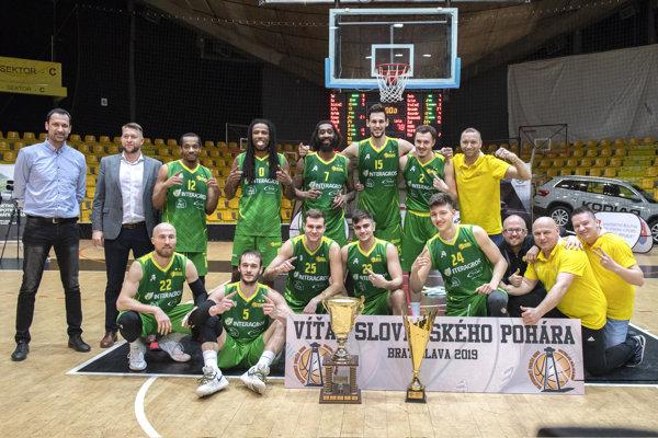 Levice sa stali víťazom Slovenského pohára
