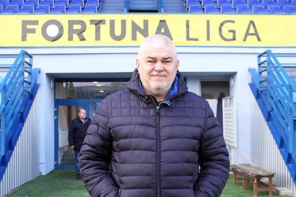 Marián Valenta, predseda predstavenstva FC Nitra.