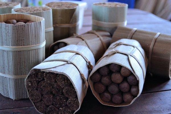 Kubánske cigary zakončili minulý rok s rekordnými predajmi (ilustračné foto).