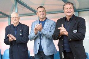 Ján Michalko (vľavo) je dobrým kamarátom Jána Kozáka (vpravo).