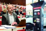 Henrich Burdiga vedie za mesto rokovania s EEI o vyriešení parkovacej kauzy.