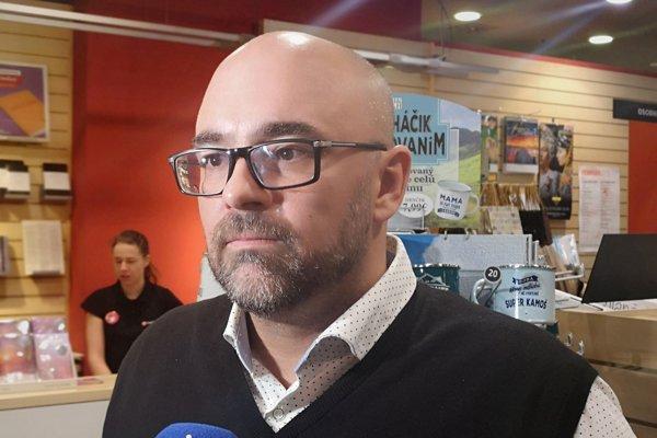 Peter Bárdy, šéf portálu, pre ktorý pracoval Ján Kuciak.