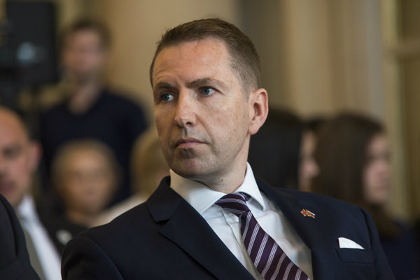 Britský veľvyslanec na Slovensku Andrew Garth.