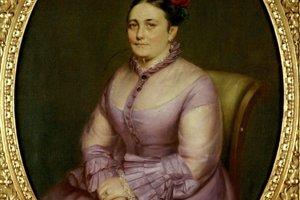 Františka Andrássyová, rod. Hablawetz (1838 – 1902).