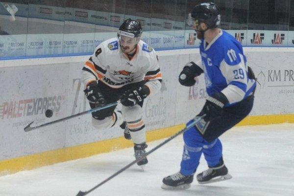 Martinu sa podarilo vyhrať v Michalovciach.