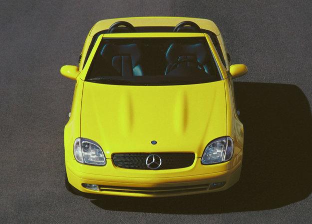 Mercedes-Benz SLK 1.generácia