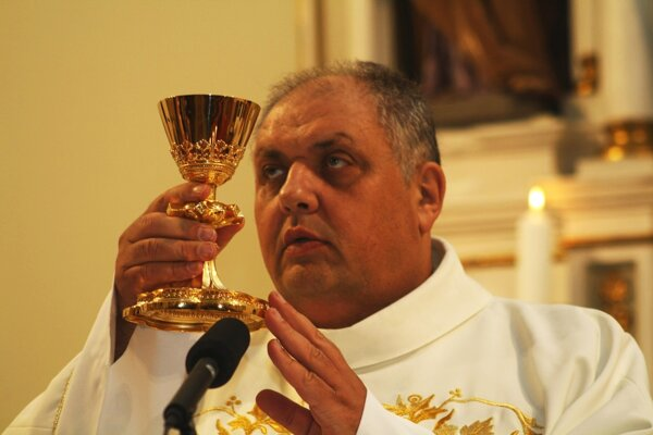 Kňaz Jozef Gábriš zomrel nečakane.