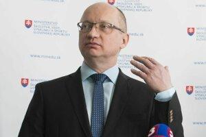 Robert Redhammer, predseda predseda výkonnej rady Slovenskej akreditačnej agentúry pre vysoké školstvo.