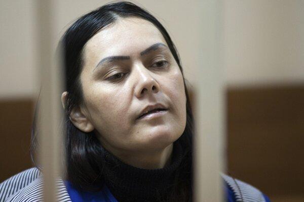 Tridsaťosemročná Gulčehra Bobokulovová z Uzbekistanu.