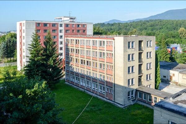 SOŠD v Martine-Priekope