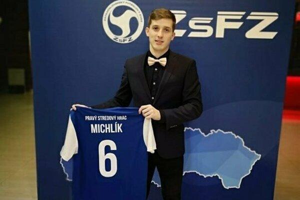 Jakub Michlík.