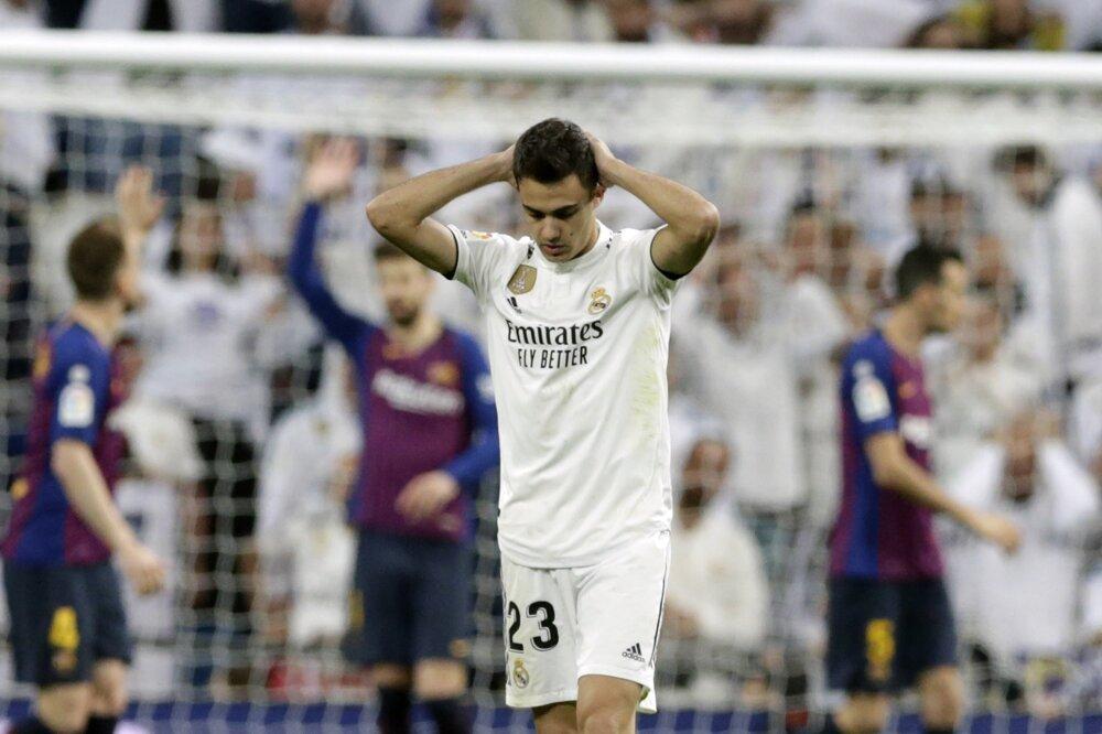 43a13e7f56964 La Liga 2018/2019: Pozrite si momentky zo zápasu Real Madrid - FC Barcelona  - fotogaléria - sport.sme.sk - Šport SME