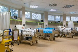 Neurologické oddelenie bude fungovať v obmedzenom režime.