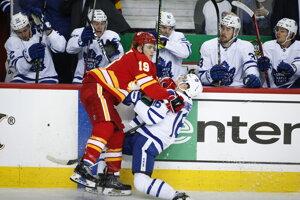 Calgary Flames - Toronto Maple Leafs.