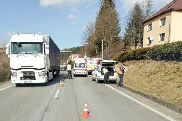 Nehoda sa stala vo Svrčinovci.