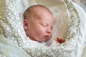 Emilly Balážová (3380 g, 50 cm) sa narodila 24. februára Dominike a Martinovi z Bánoviec nad Bebravou.