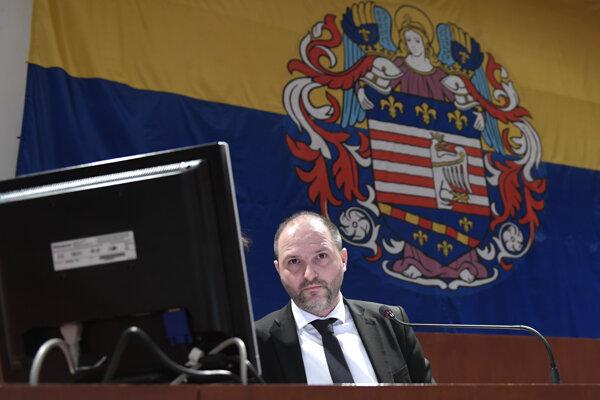 Primátor Košíc Jaroslav Polaček.