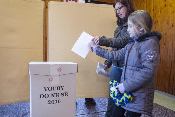 Voľby do NR SR sú jediné, kde sa dá psoielať hlas poštou zo zahraničia.