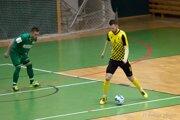 Krištofík dal v zápase dva góly.