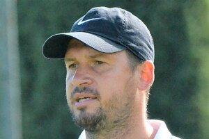 Pavol Šuhaj, tréner Martina.