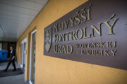Najvyšší kontrolný úrad Slovenskej republiky.