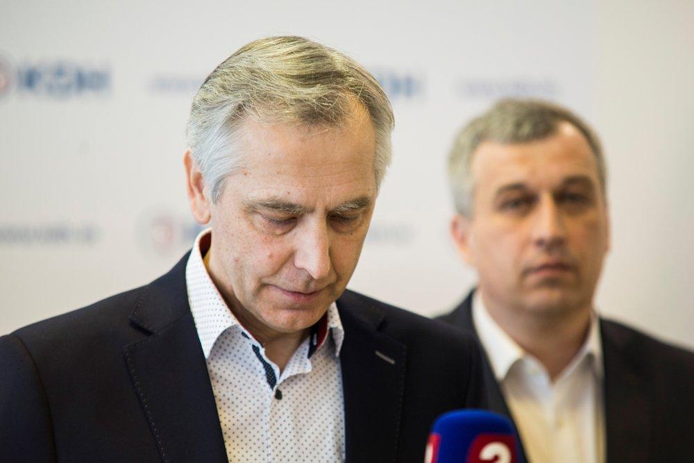Figeľ hodnotil výsledky volieb.