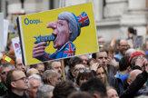 V Londýne pochodovali státisícke ľudí za druhé referendum (fotogaléria)