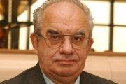 Ivan Novotný na snímke z roku 2004.